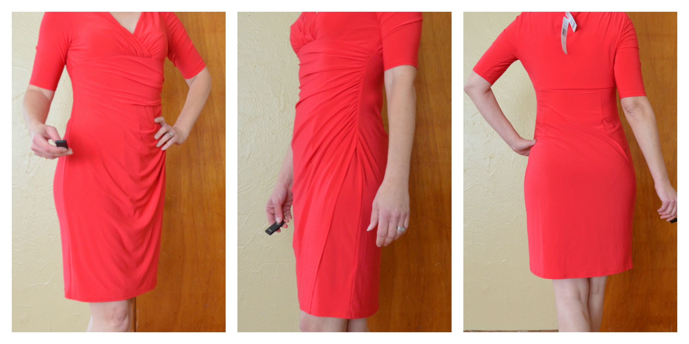 Coral Dress by Ralph Lauren