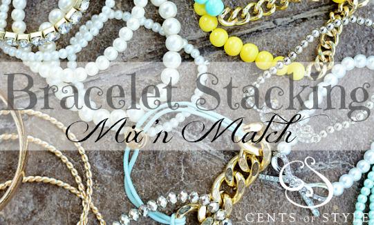 Bracelet Stacking Trend