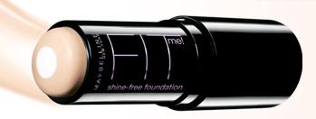 Maybelline FITME Shine-Free Foundatio