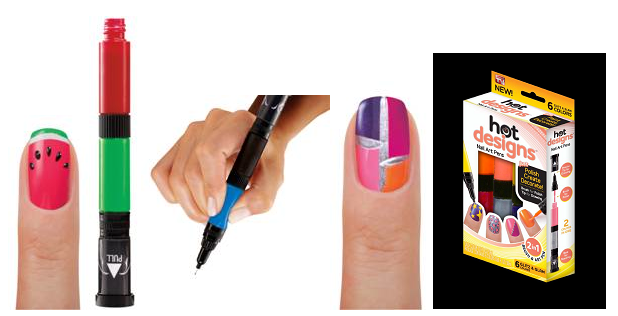 hot designs nail art pens the nailies nail art contest reader giveaway