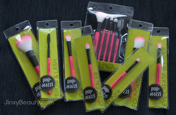 pop-arazzi Cosmetic Brushes at CVS Review