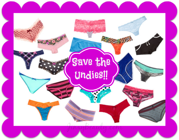 Save the Undies