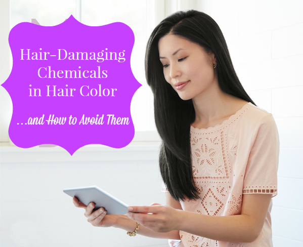 Hair-Damaging Chemicals