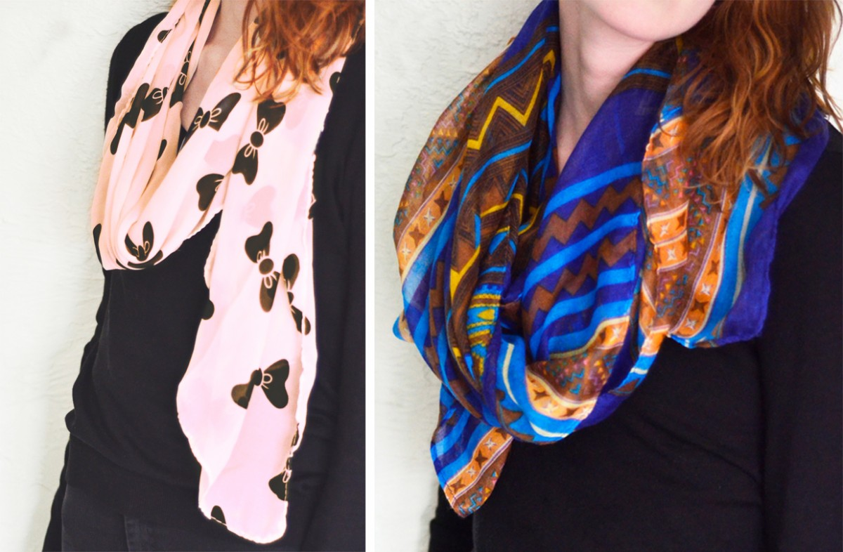 groopdealz fall scarves