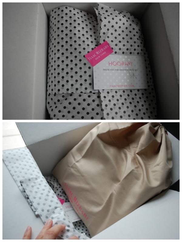 Isaac Mizrahi Packaging