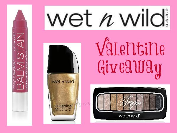 Wet N Wild Giveaway