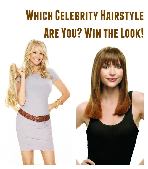 Which Celebrity Hairstyle Are You Win the Look!