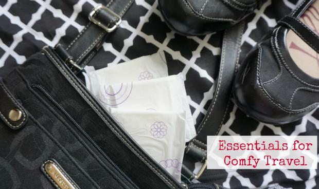 Essentials for Comfy Travel