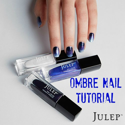 Ombre Nail Look Tutorial