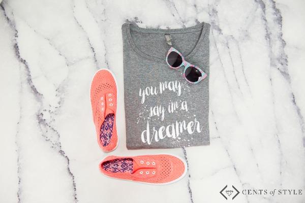 You May Say I'm a Dreamer Tee Shirt