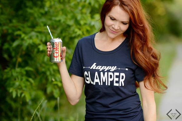 Happy Glamper TShirt