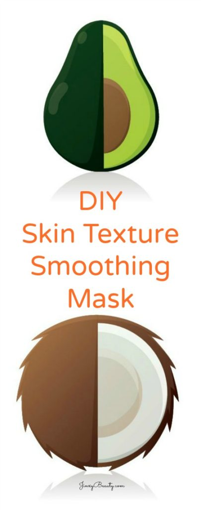 DIY Skin Texture Smoothing Mask Recipe - Beauty from the Inside Out!