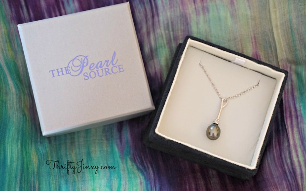 The Pearl Source Pendant