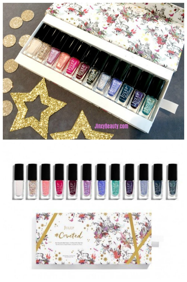 Julep Coveted Collection – Twelve Amazing Julep Products in an Artist Gift Box