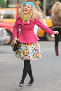 The Carrie Diaries Good Enough to Eat Dress ModCloth