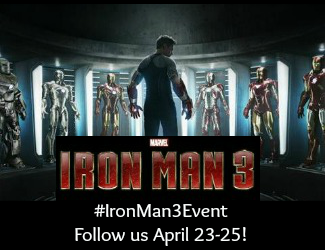Iron Man 3 Premiere Event