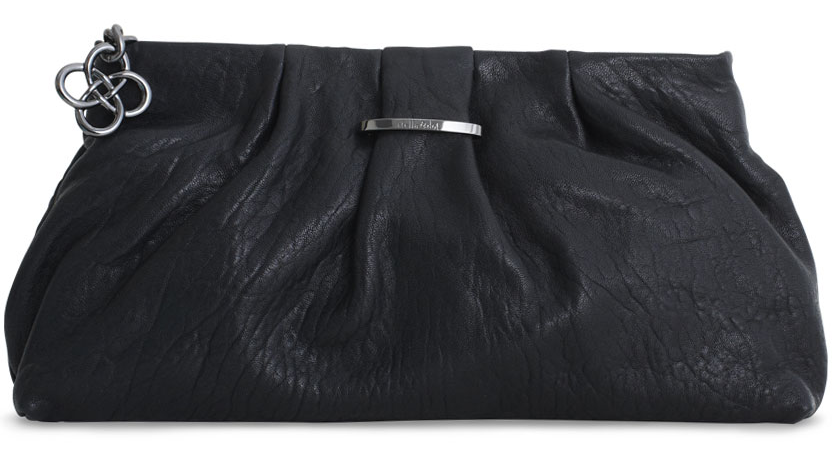 Stella & Dot La Coco Clutch - Black