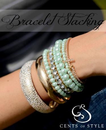 Bracelet Stacking Trends