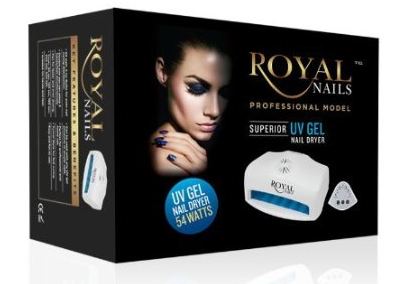 Royal Nails UV Dryer with 5 Star Reviews