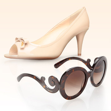 Prada Shoes Sunglasses