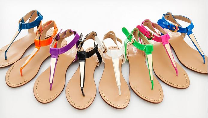 lady godiva sandals