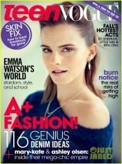 Teen Vogue Magazine Emma Watson