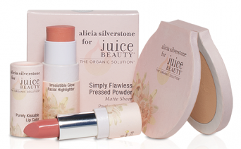 Alicia Silverstone for Juice Beauty Collection