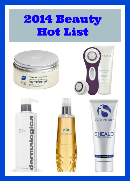 2014 Beauty Hot List