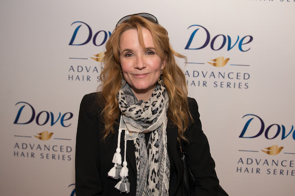 Lea Thompson - Dove Hair - Sundance Salon