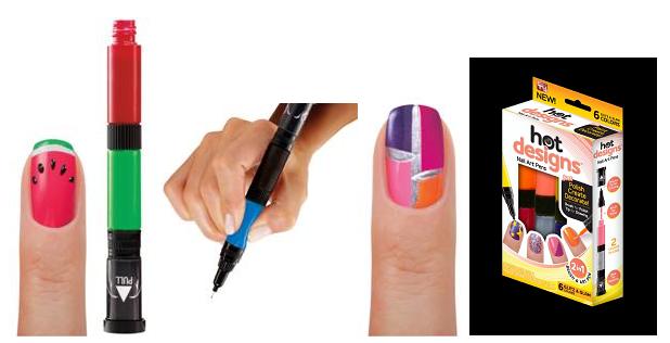 Hot Designs Nail Art Pens The Nailies Nail Art Contest Reader