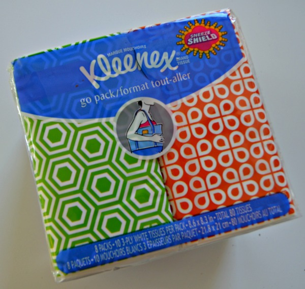 Kleenex Go Pack