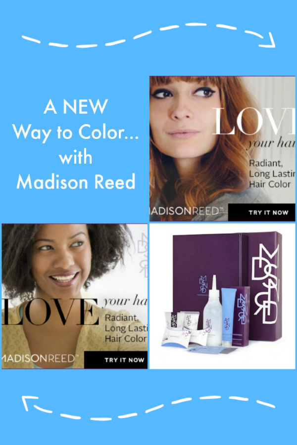 Madison Reed Hair Color