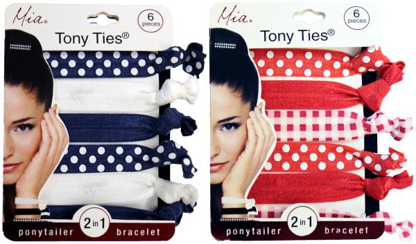 Mia Tony Ties