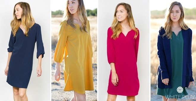 Marina Tunic Dress