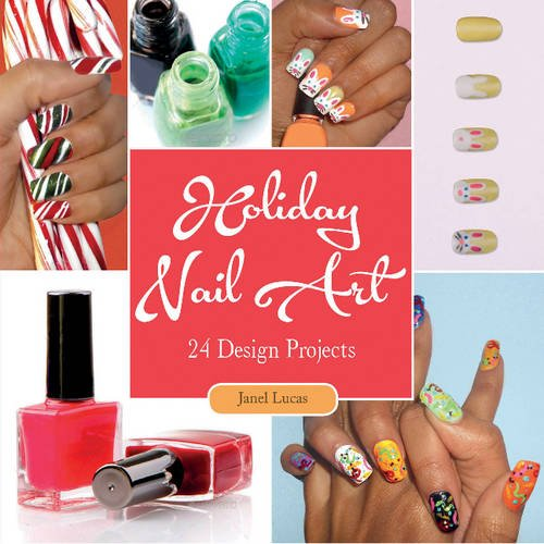 Holiday Nail Art Janel Lucas