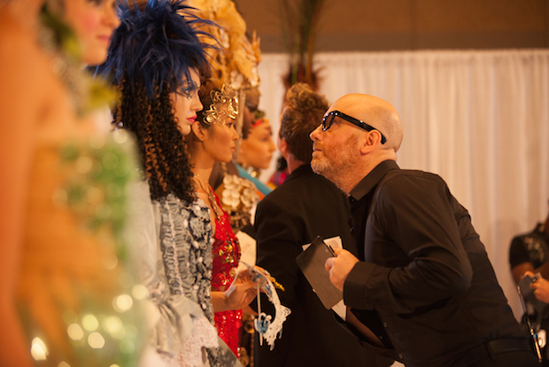 Global Beauty Masters Charlie Price Judging