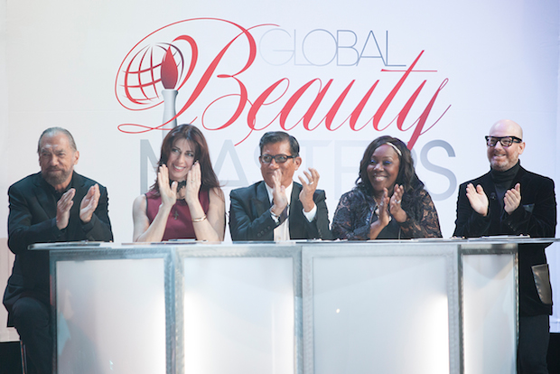 Global Beauty Masterws finale judges