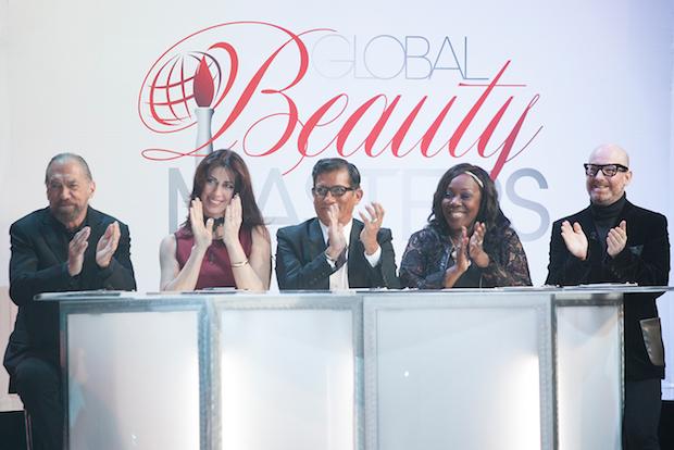 Global Beauty Masterws finale judges