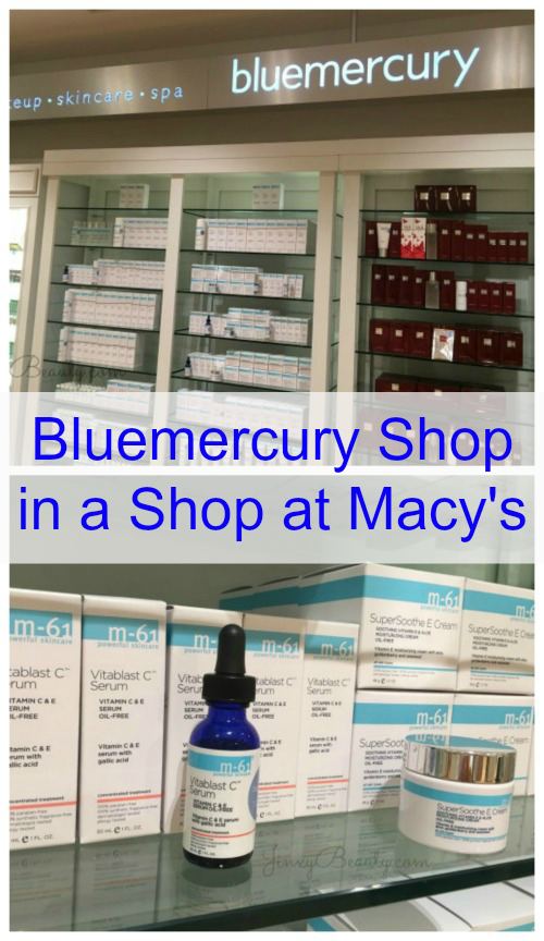 Bluemercury Shop in a Shop at Macy's Locations