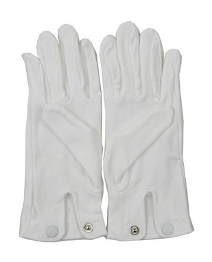 Formal White Glove