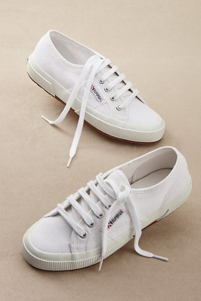 Kate Middleton in Superga Classic Sneakers