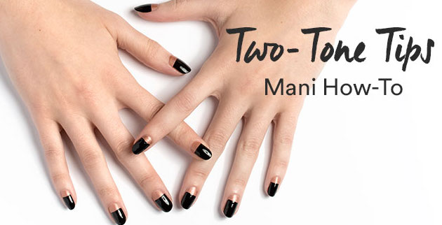 Two Tone Nail Art Tutorial Plus A Great Offer From Julep Jinxy