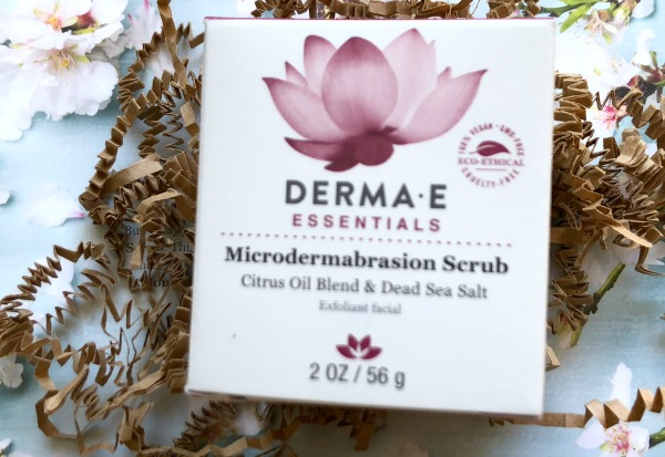 DERMA E Microdermabrasion Scrub Review