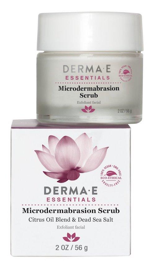DERMA E Microdermabrasion Scrub