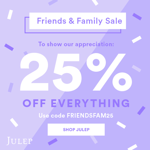 julep friends family sale